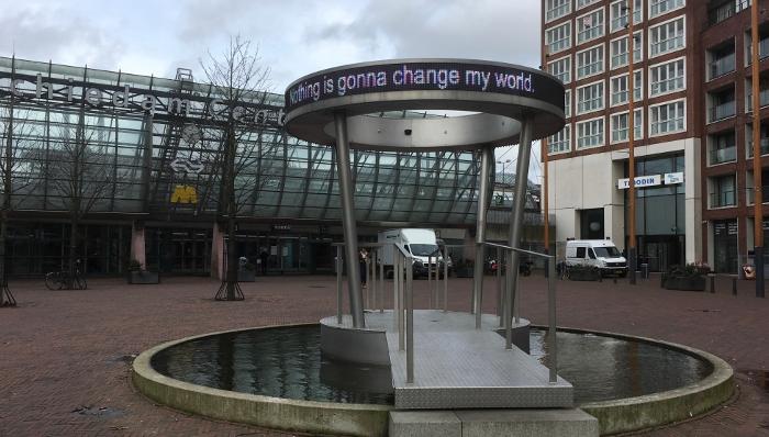 Public Poetry Pavilion